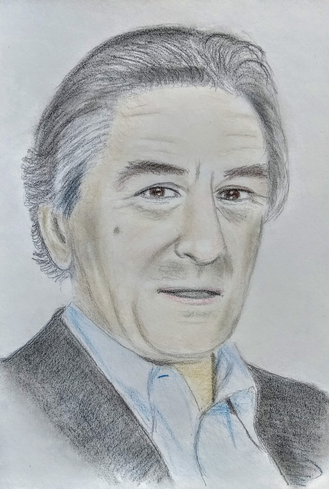 Robert De Niro by paulb